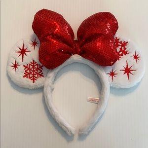 Disney Tokyo Christmas Ears